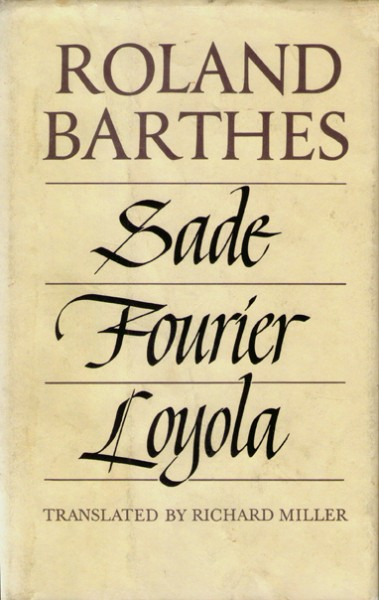 SadeFourierLoyolaBook